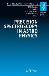Precision Spectroscopy in Astrophysics (Repost)