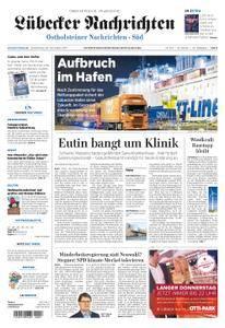 Lübecker Nachrichten Ostholstein Süd - 23. November 2017