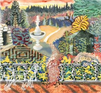 Bob Drake - The Gardens Of Beastley Manor (2019)