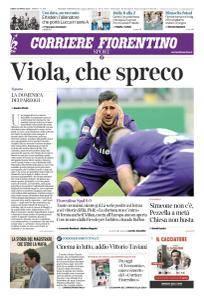 Corriere Fiorentino La Toscana - 16 Aprile 2018