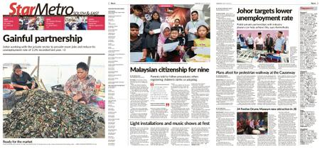 The Star Malaysia - Metro South & East – 21 June 2019