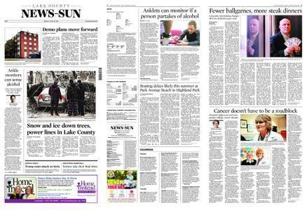 Lake County News-Sun – April 16, 2018