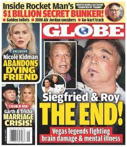 Globe - October 09, 2017