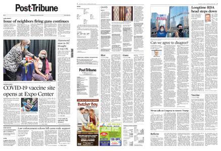 Post-Tribune – January 13, 2021