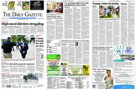 The Daily Gazette – September 02, 2020