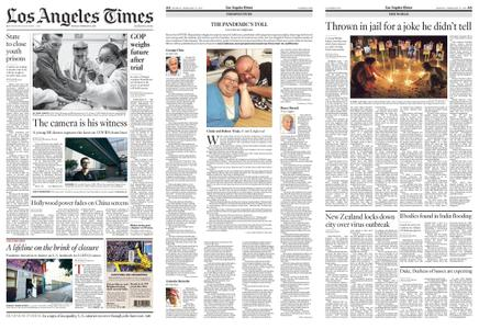 Los Angeles Times – February 15, 2021