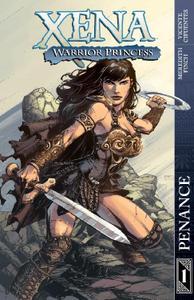 Dynamite-Xena Penance 2018 Hybrid Comic eBook
