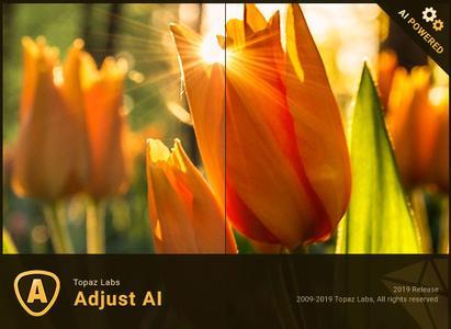 Topaz Adjust AI 1.0.4 + Portable