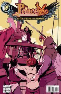 Princeless - The Pirate Princess 005 2016 digital