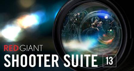 Red Giant Shooter Suite 13.1.9 macOS