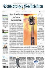 Schleswiger Nachrichten - 25. Januar 2018