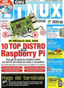 Linux Magazine - Luglio 2016