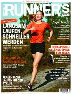 Runner's World Deutschland – August 2019