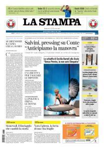 La Stampa Torino Provincia e Canavese - 23 Giugno 2019