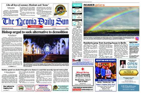 The Laconia Daily Sun – May 29, 2019