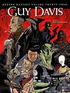 Modern Masters Vol 24 - Guy Davis 2010