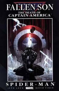 Civil War Fallen Son - Death of Captain America 04