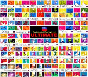 Decca Ultimate - The Essential Masterpieces: Box Set Series 170CDs (2006-2009)