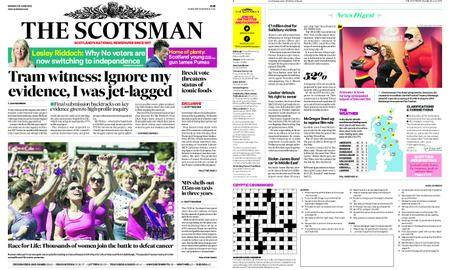 The Scotsman – June 25, 2018