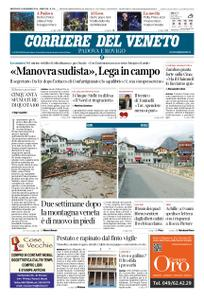 Corriere del Veneto Padova e Rovigo – 14 novembre 2018