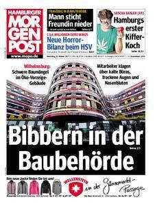 Hamburger Morgenpost - 26. Oktober 2017