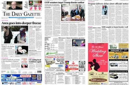 The Daily Gazette – January 06, 2018