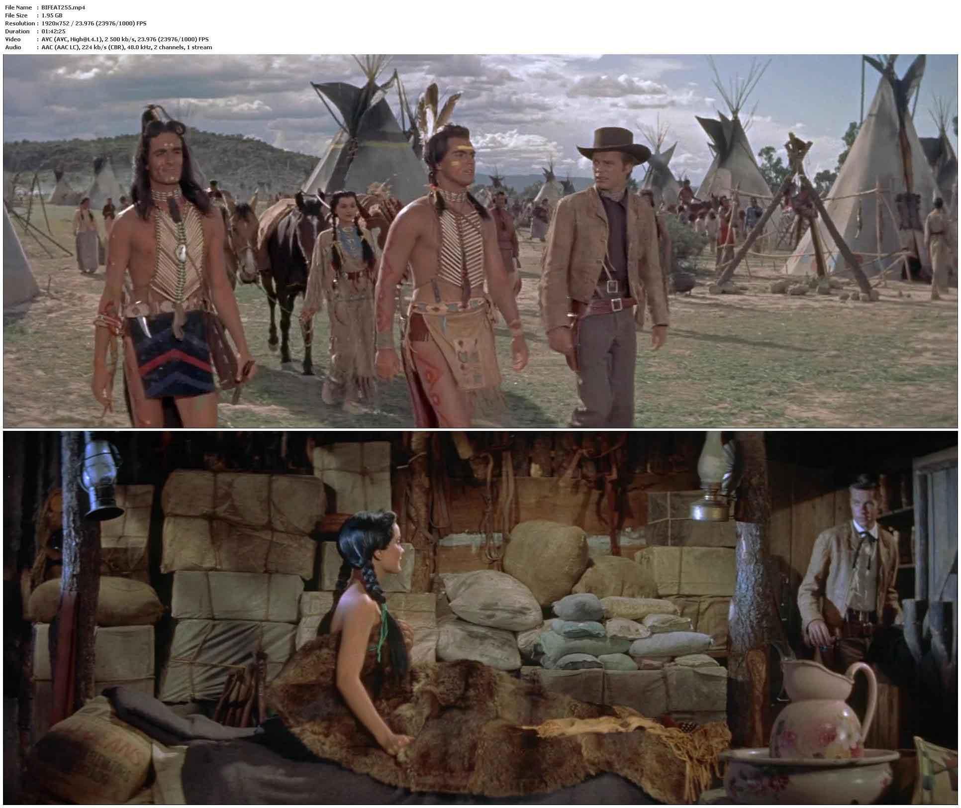 White Feather (1955)