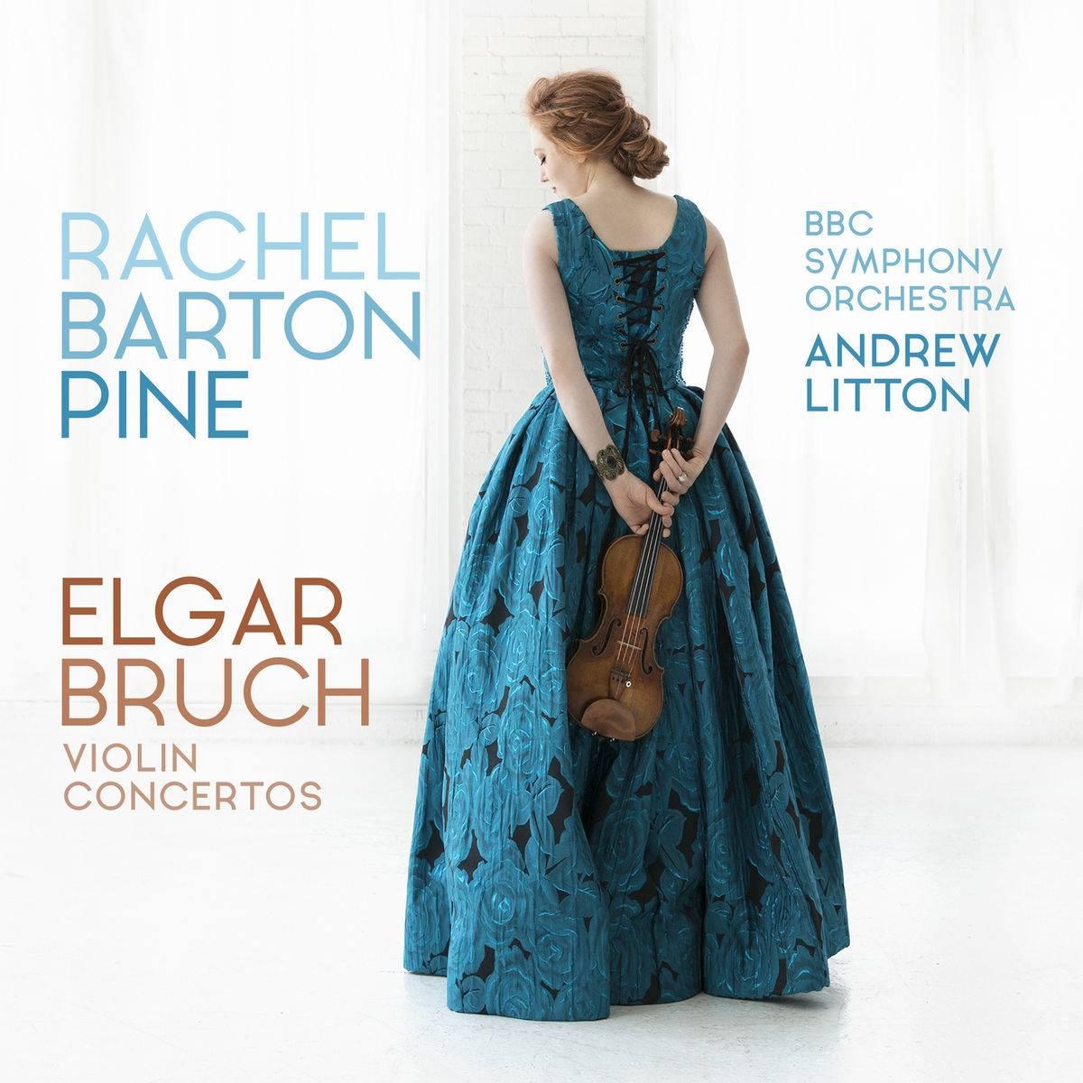 Rachel Barton Pine, BBC Symphony Orchestra & Andrew Litton ...