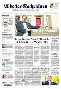 Lübecker Nachrichten Ostholstein Süd - 06. März 2018