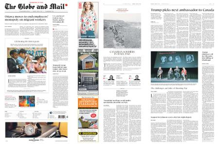 The Globe and Mail – June 24, 2019