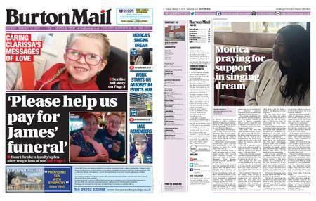 Burton Mail – February 12, 2018