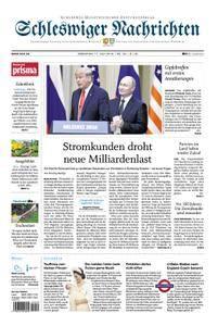 Schleswiger Nachrichten - 17. Juli 2018