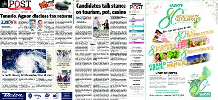 The Guam Daily Post – October 24, 2018