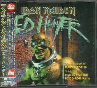 Iron Maiden - Ed Hunter (1999) {Japanese Edition}