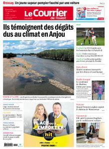 Le Courrier de l'Ouest Saumur – 17 janvier 2021
