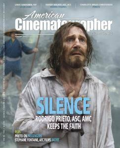 American Cinematographer - January 2017