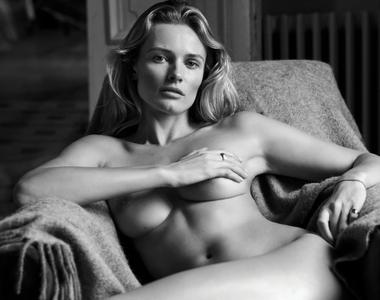 Edita Vilkeviciute by Alexandra Nataf for Unconditional Nº8: The Body Issue