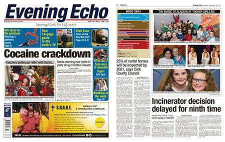 Evening Echo – December 16, 2017