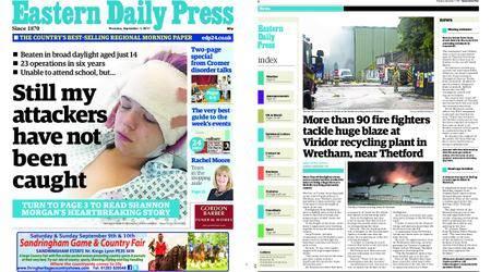 Eastern Daily Press – September 07, 2017