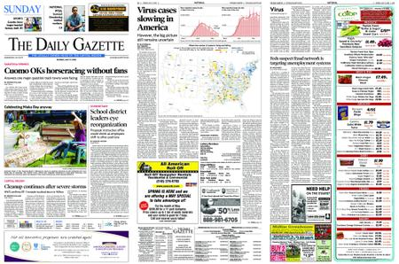The Daily Gazette – May 17, 2020