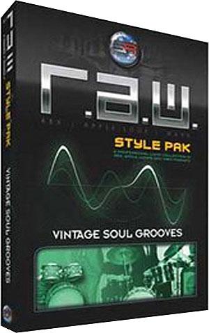 Sonic Reality Rex Pak Vintage Soul Grooves REX2 (repost)