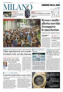 Corriere della Sera Milano – 07 settembre 2020