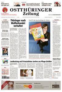 Ostthüringer Zeitung Gera - 29. März 2018