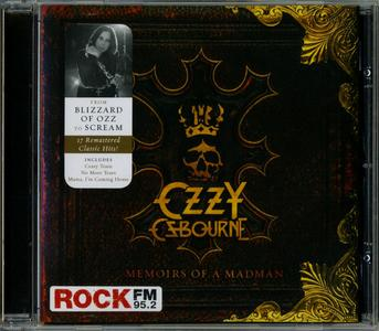 Ozzy Osbourne - Memoirs Of A Madman (2014) {Remastered}