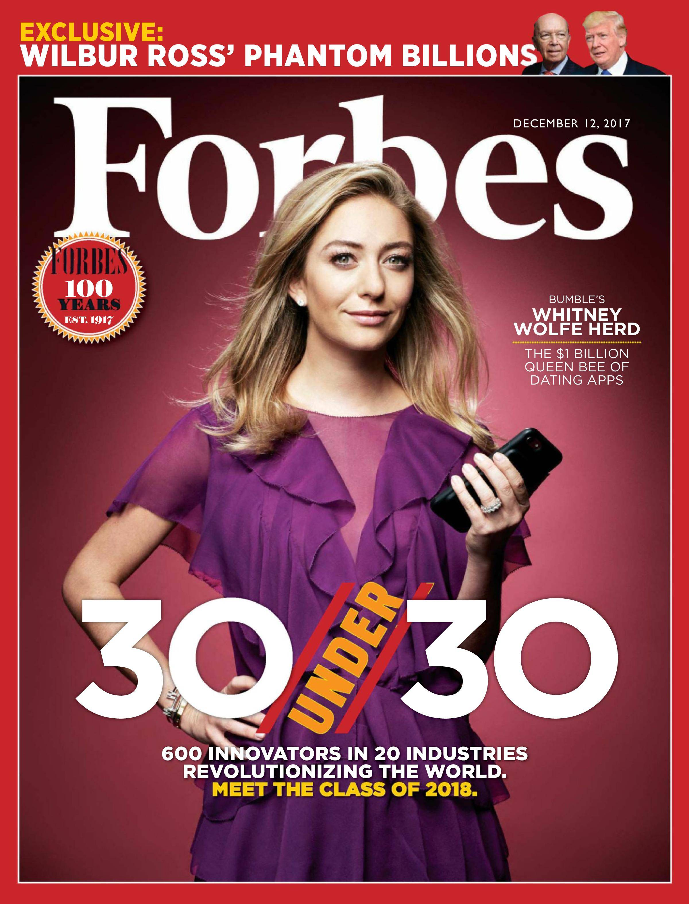 Forbes USA - December 06, 2017