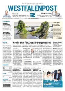 Westfalenpost Wetter - 10. September 2018