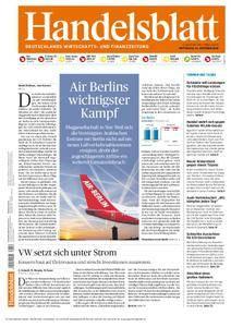 Handelsblatt - 14. Oktober 2015