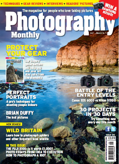 Photography Monthly Magazine September 2011