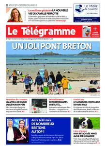 Le Télégramme Ouest Cornouaille – 14 mai 2021