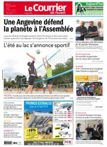 Le Courrier de l'Ouest Angers – 23 juillet 2019